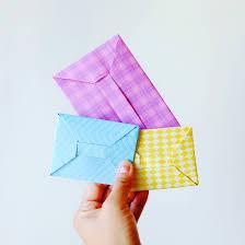 How To Fold Envelope Origami Money Envelope U2013 I Try Diy