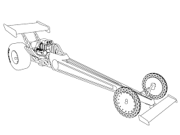 download dragster coloring pages ziho coloring