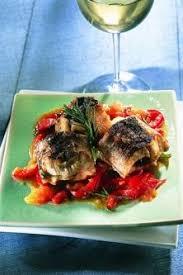 cuisiner une anguille recette anguille sautée au romarin larousse cuisine