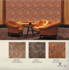 China D Antique Copper Mosaic Metal Tile With Bronze Finish For - Bronze backsplash tiles