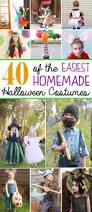40 easy homemade costumes for kids
