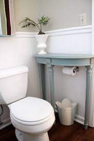 small storage table for bathroom 42 bathroom storage hacks that will help you get ready so much