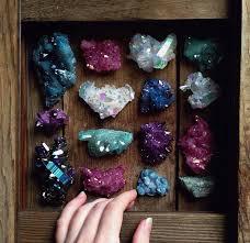 aura crystals mineralia photo energy protective stones crystals pinterest