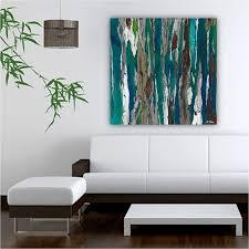room wall wall art designs living room wall art blue teal canvas print wall
