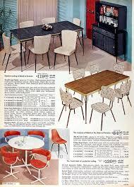 sears kitchen furniture sears catalog furniture 1960 sears 1960 fall catalog dining