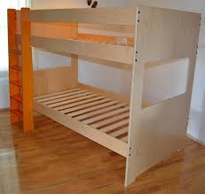 Plywood Bunk Bed G A Themed Rooms Modern Bunk Beds