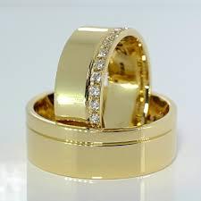 ring weeding verighete din aur cu diamante v097 nunta ring