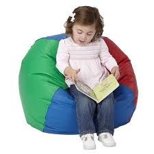 round bean bag chairs