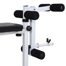 Workout Weight Bench Costway Olympic Folding Weight Bench Incline Lift Workout Press