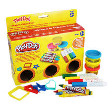 play doh shape and colour fun craft activities for kids at the