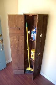 Kitchen Free Standing Storage Closet Storage Free Standing Storage Cabinets With Doors Corner