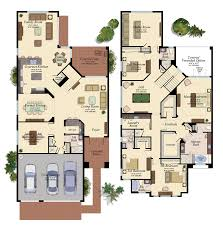 second empire floor plans the bridges in boca raton by gl homes