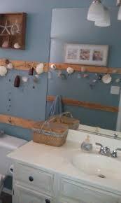 amazing nautical bathroom theme sea decor wooden vanity full size bathroom adorable furniture nautical theme blue sea stained wall frameless mirror