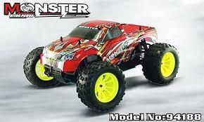 hsp monster truck 94188 u2022 rcscrapyard radio controlled model cars