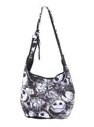 the nightmare before sketch hobo bag topic