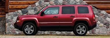 price of a jeep patriot jeep patriot deals and lease offers