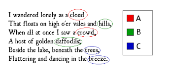all worksheets rhyme patterns in poetry worksheets free