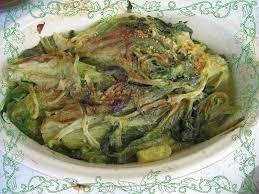 salade verte cuite recette cuisine coeurs de laitues romaines braisés ma nature 2