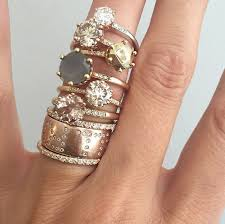cool engagement rings images Anna sheffield 39 s crash course in buying the coolest engagement png