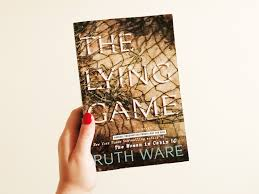 Book Review The Lying Game By Ruth Ware A Paper Arrow