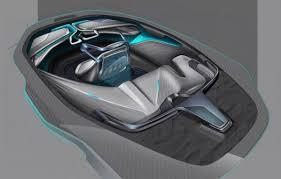 future cars 2050 young romanian designer envisions futuristic dacia ef vision 2050