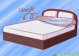 Duvet Cover Wikipedia How To Change A Duvet Cover 11 Steps With Pictures Wikihow