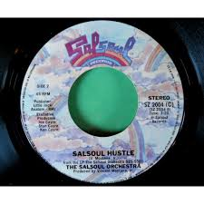 tangerine salsoul hustle by the salsoul orchestra sp with