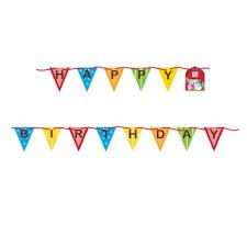 happy birthday ribbon happy birthday ribbon flag banner