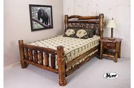 amish u0026 adirondack real wood bedroom sets new york
