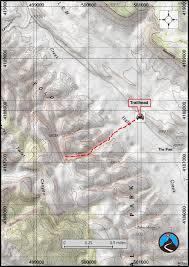 Bryce Canyon Map Pdf Hiking Surprise Canyon Notom Road Road Trip Ryan