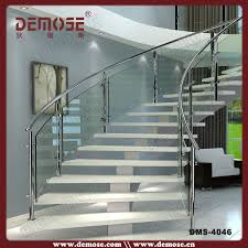 Stainless Steel Stairs Design Indoor Staircase Design New Stainless Steel Staircase Railing