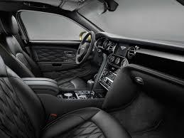 white bentley interior bentley mulsanne 2nd generation facelift