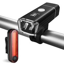 bike lights degbit usb rechargeable bike light set mountain bike