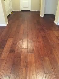 bad color variation in installation of hardwood floors