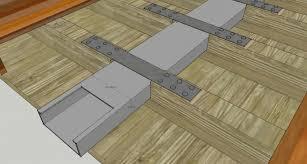 Repair Floor Joist Noob Needs Help With Notching In Floor Joists Building