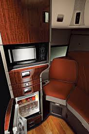 Truck Sleeper Interior An 18 Wheeler That Feels Like Home Wired