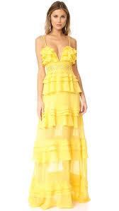 glamorous clothing glamorous tiered dress shopbop