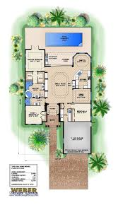 House Plans With Inlaw Quarters by San Juan House Plan Weber Design Group