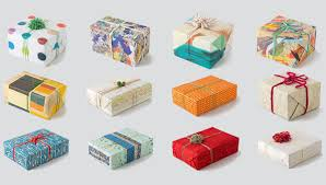 Handmade Gift Wrapping Paper - wrapped la anthropologie anthropologie wrapping paper handmade