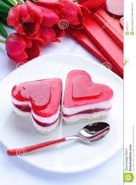 valentine u0027s day cakes stock photo image 18227210