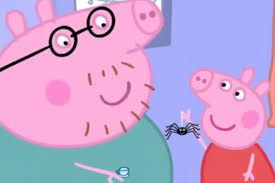 peppa pig episode banned australia telling kids spiders