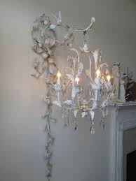 Birdcage Chandelier Shabby Chic 1126 Best Chandy Love Images On Pinterest Chandeliers
