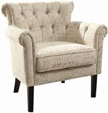 Upholstered Accent Chair Amazon Com Pulaski Button Tufted Upholstered Accent Chair In