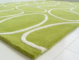 Green Modern Rug Florina Lime Rug From The Denmark Rugs Collection I Collection At