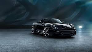 2016 porsche boxster black edition review top speed
