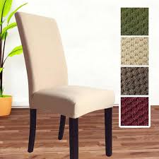 Fabric Dining Chair Covers High Dining Chair Covers Chair Back Covers For Dining Room Chairs
