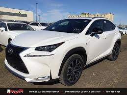 white lexus truck new white on red 2015 lexus nx 200t awd f sport series 1 review