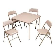 White Folding Table And Chairs Best 25 Card Table And Chairs Ideas On Pinterest Card Table