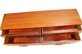 Henredon Coffee Table by Mid Century Modern Heritage Henredon Lowboy Dresser