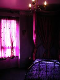 bedroom luxury black gothic bedroom design with black bed frame